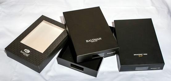 cutii Braiconf si Baltman